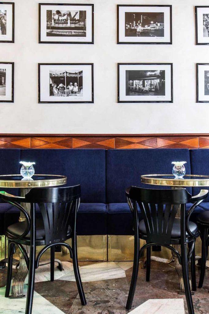 Antique American Bar