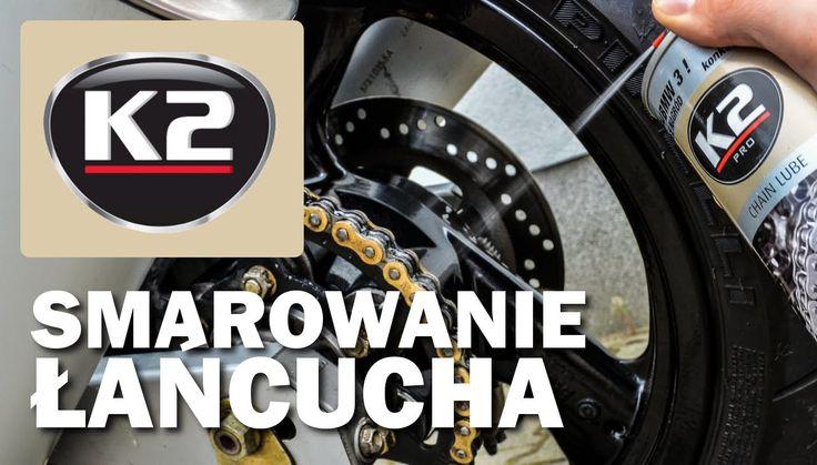 Smar do łańcuchów K2 z powodzeniem stosowany jest przez sportowców w zawodach motocrosu oraz wyścigach żużlowych.  Więcej o produkcie:http://k2.com.pl/component/ssproducts/product/2626-k2-syntetyczny-smar-do-lancuchow-500-ml/search,1