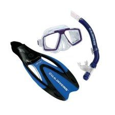 Our pick for best snorkel set - A US Divers model