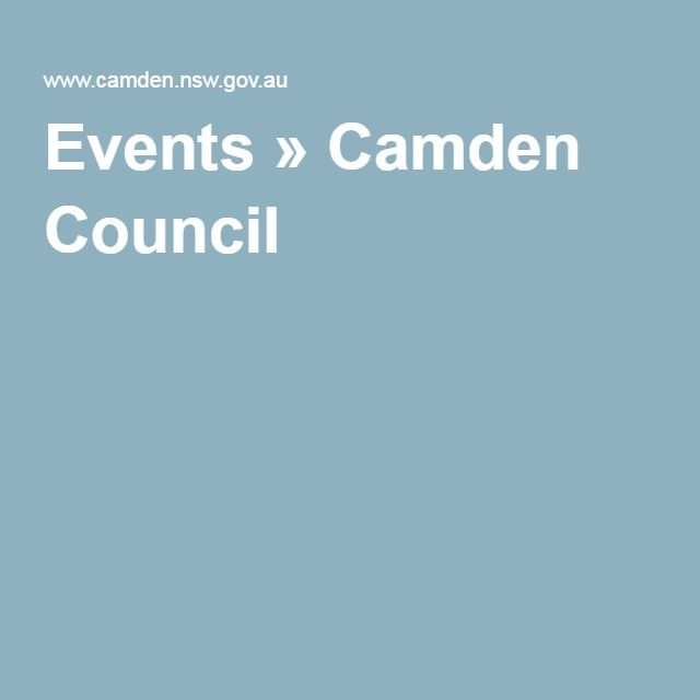 Market dates camen council