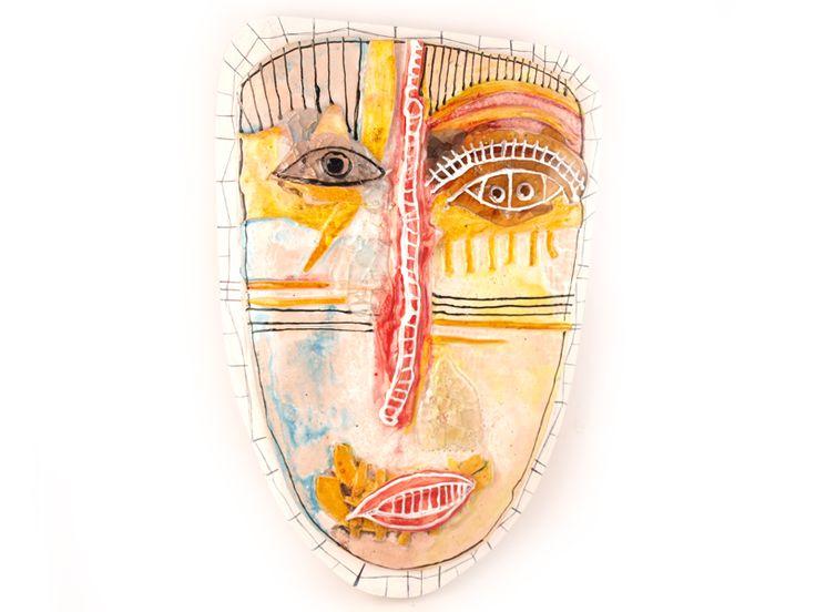 178 best Ceramic Mask by 99heads images on Pinterest | Ceramic mask ...