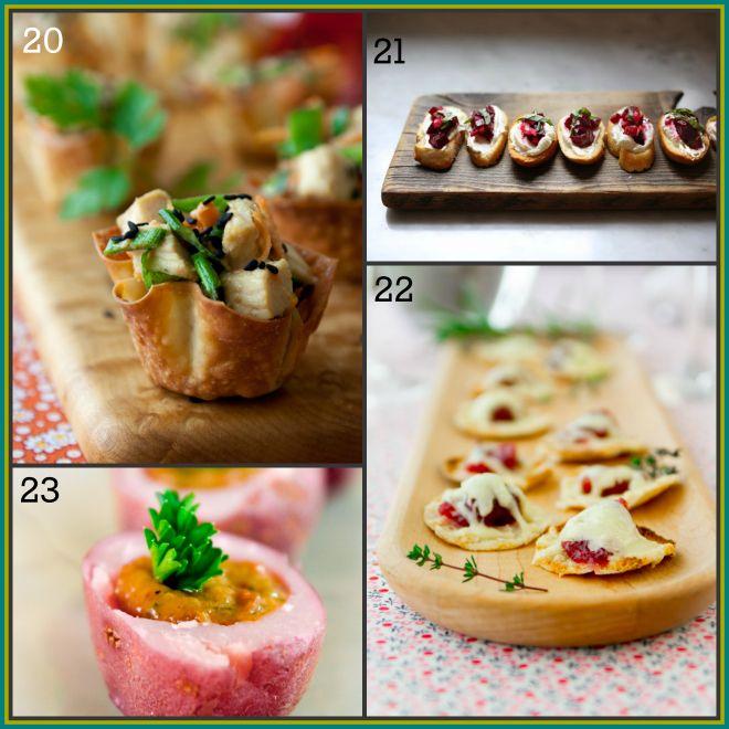 25 healthy tapas recipes   Healthy Seasonal Recipes