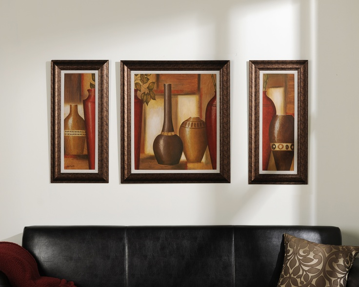 Fill up your empty wall space with a set of 3 #kirklands #artwalls