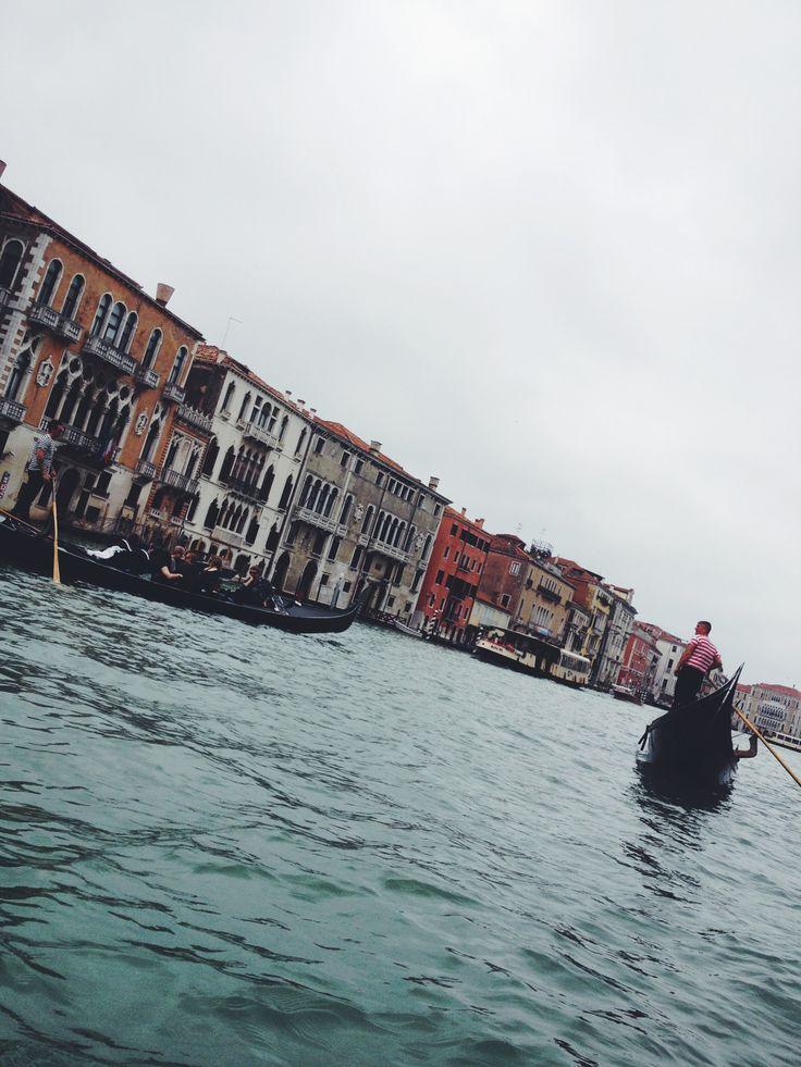 Venice, I will be back.