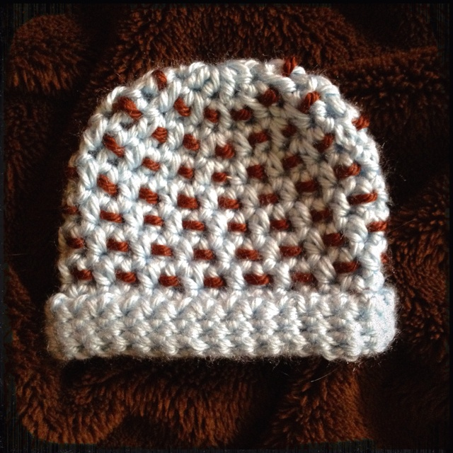 ... crochet hat using the nub stitch Things I want to Crochet