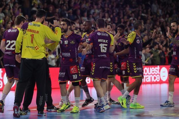 ☆KAB SPORT: Handball Nantes rejoint Montpellier en final...