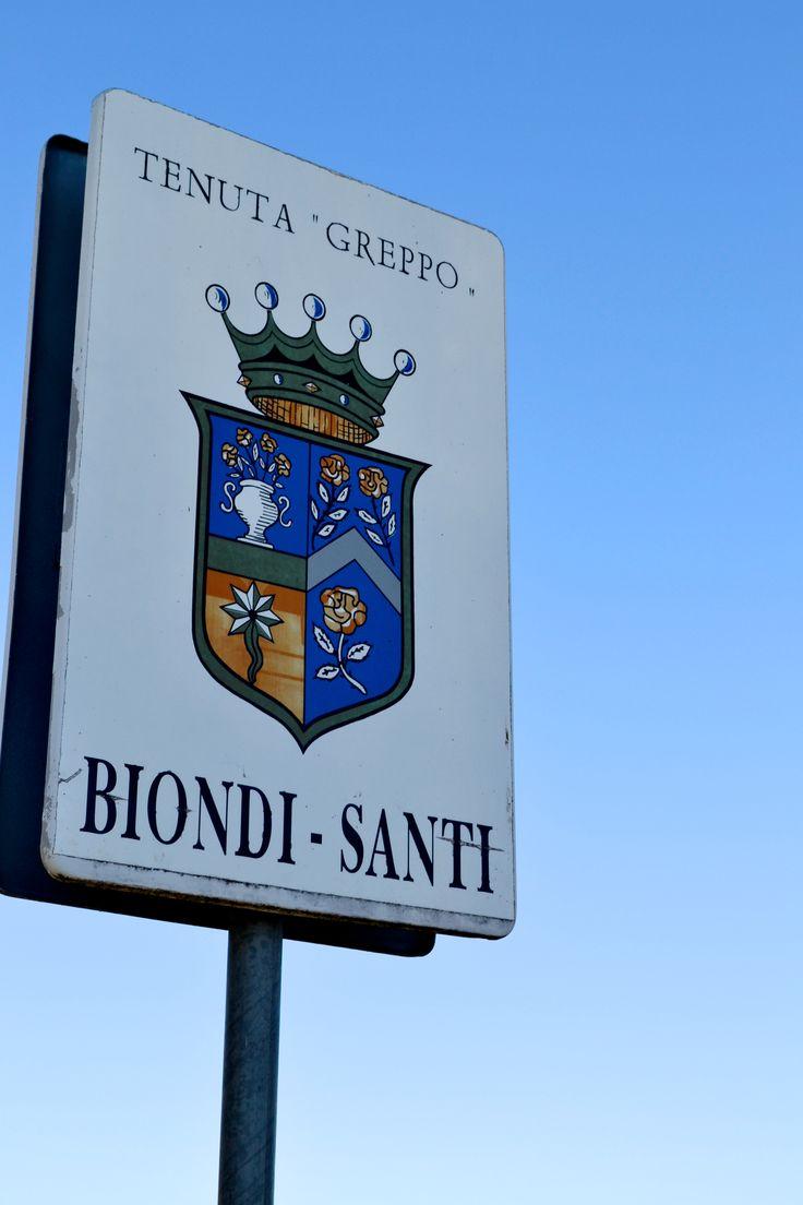 brunello da montalcino # il greppo  # toscana