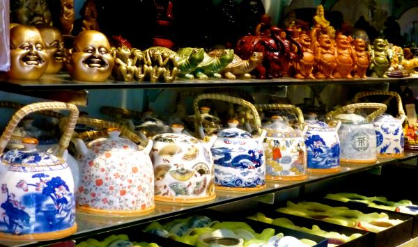 Temples Tea & Toast - Singapore's Chinatown: To The Far Corners - A blog by Louise Eddy