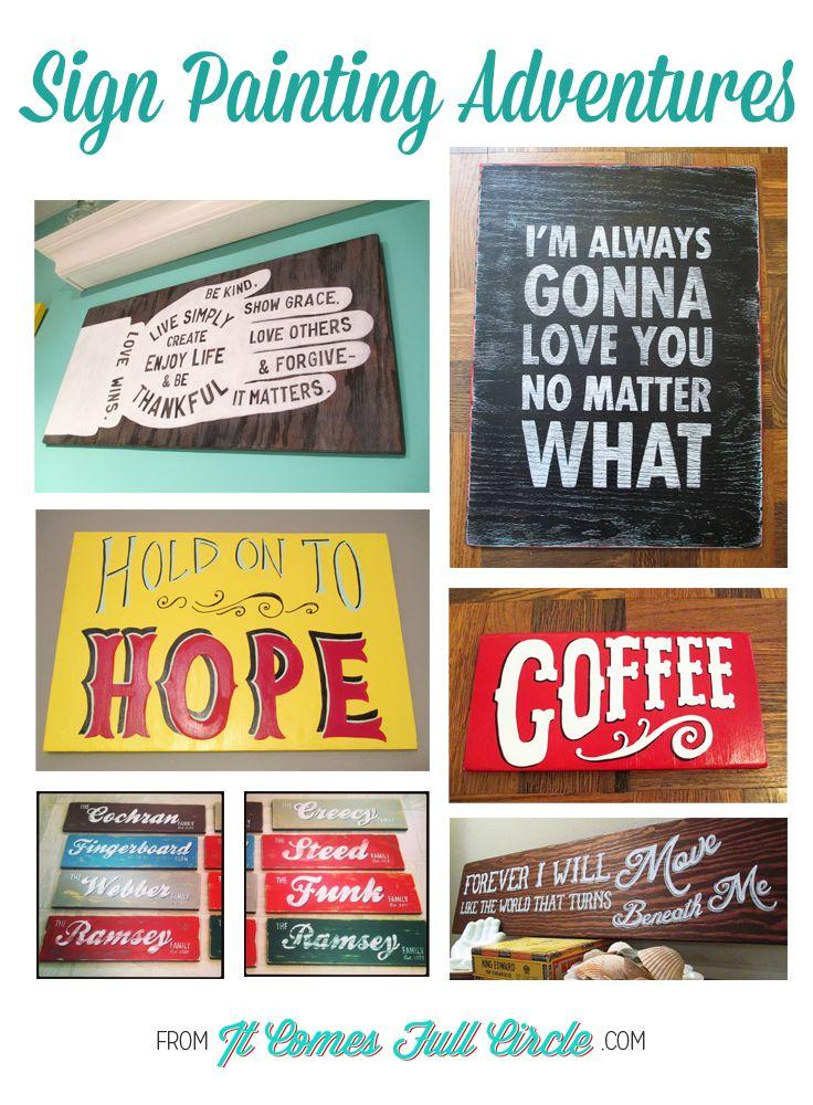 204 best Schilder/Signs DIY ! images on Pinterest | Poster ...