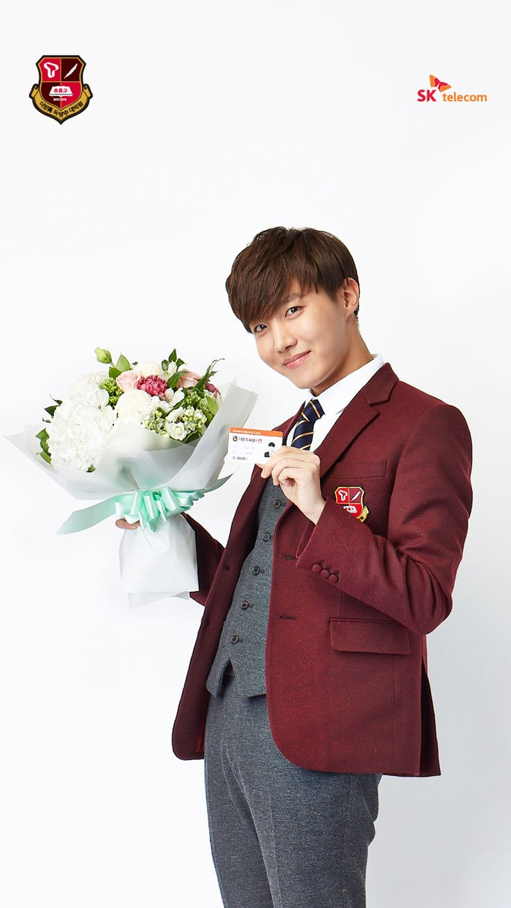 [Picture] BTS X SK Telecom Wallpaper [160302] Jhope