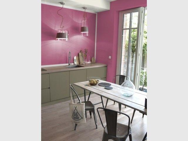 26+ Peinture couleur framboise cuisine inspirations