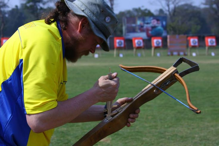 Gallery: Indian Crossbow Shooting Association