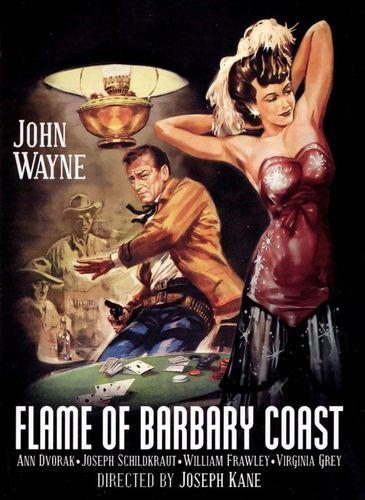Flame of Barbary Coast [DVD] [1945]