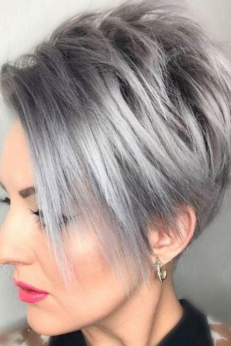Trendige Kurzhaarfrisuren Für Damen 2018 Short Hair Styles In 2019