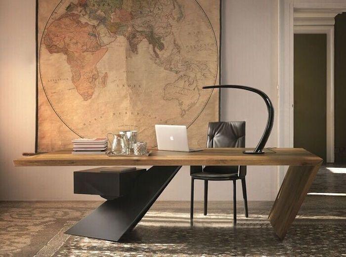 25 best ideas about Bureau style industriel on Pinterest Espace