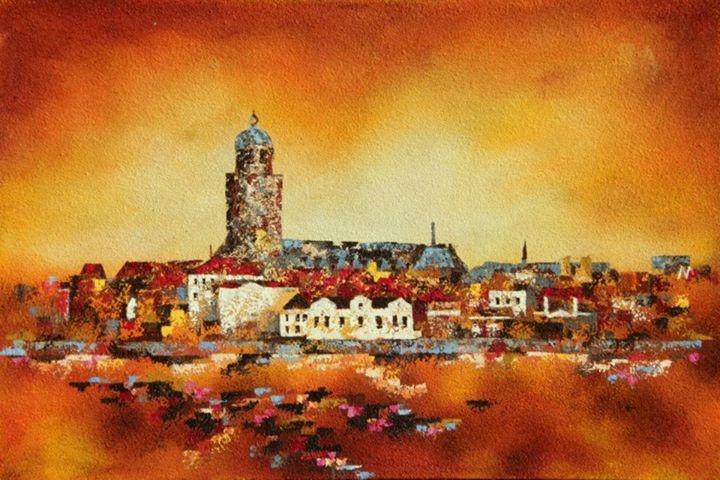 www.facebook.com/animar.schilderkunst (Ton van Geelen)