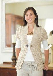 free sweater pattern @ elleyarns.com  Knit Sweater #2dayslook #KnitSweater #jamesfaith712 #lily25789 #sunayildirim    www.2dayslook.com