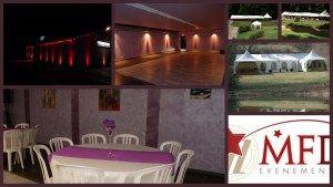 MFD organisateur de réceptions pouvant répondre à toutes vos attentes pour vos évènements: location de chapiteaux, location de salle et location de matériels http://www.mfdevenementiel.com