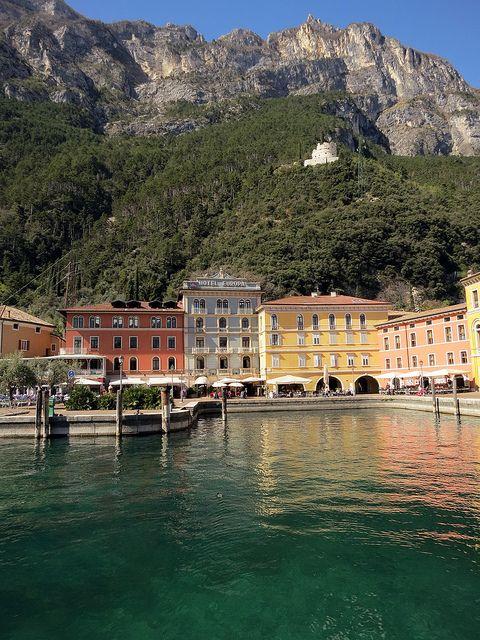Riva del Garda, Trento, Trentino Alto Adige
