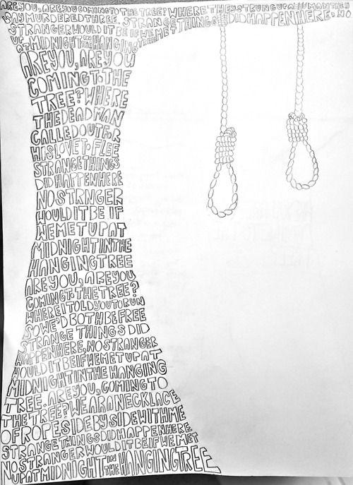 The Hunger Games Mockingjay - Hanging Tree - Katniss Song ...