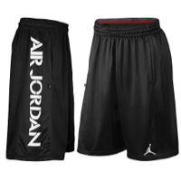Jordan AJ Bright Lights Short - Men's - Black / Black