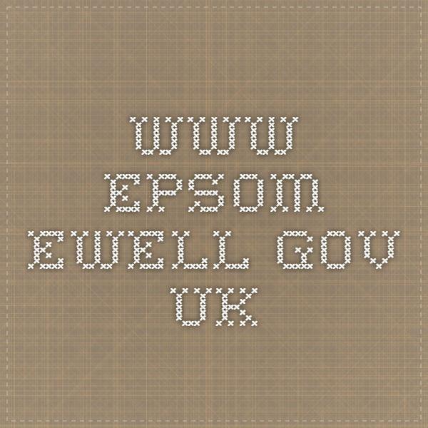 www.epsom-ewell.gov.uk