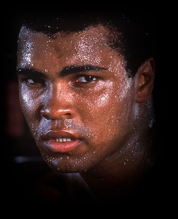"Muhammad Ali ""The Greatest""....."