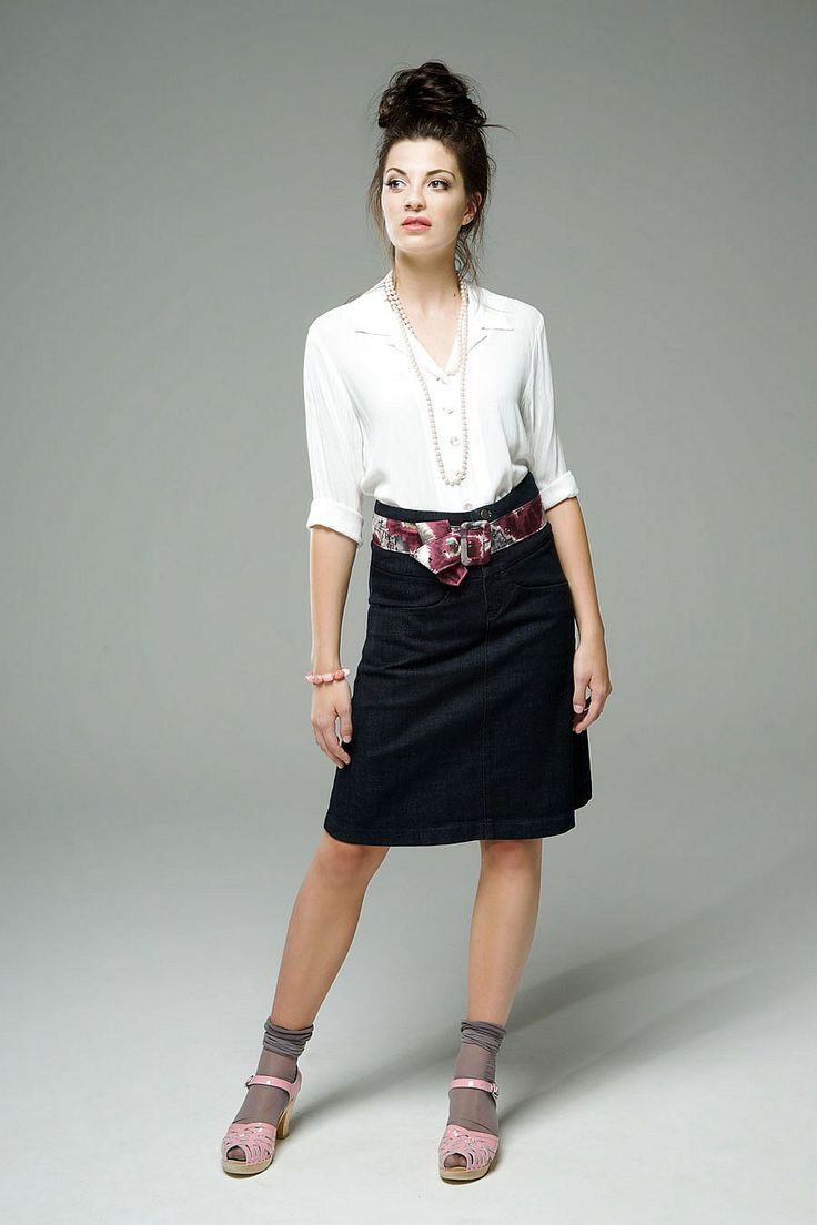Thrive Women - The Good Skirt - Thrive Clothing