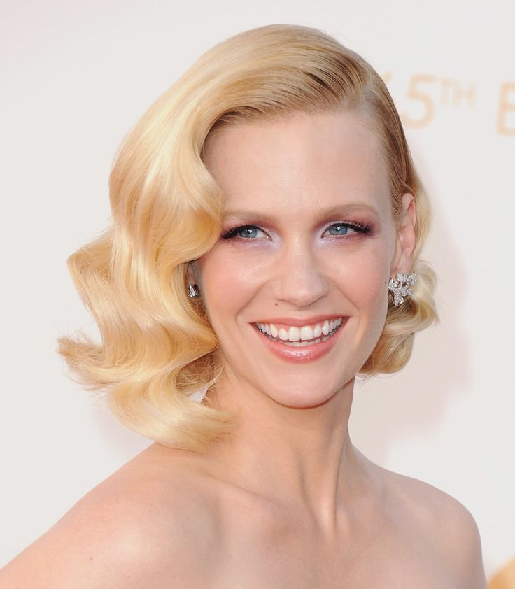 Fete January Jones's Birthday With Her Best Makeup Moments: January Jones may be best known for her role as Mad Men's uptight Betty Draper Francis, but the real January likes to have fun with both her hair and makeup.