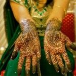 Mehndi is considered to be beautiful art for the temporary decoration of skin. As we know that every age of woman would love to apply beautiful mehndi designs on her hands and feet.
