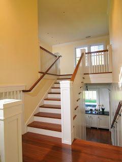 Split Level Staircase Design