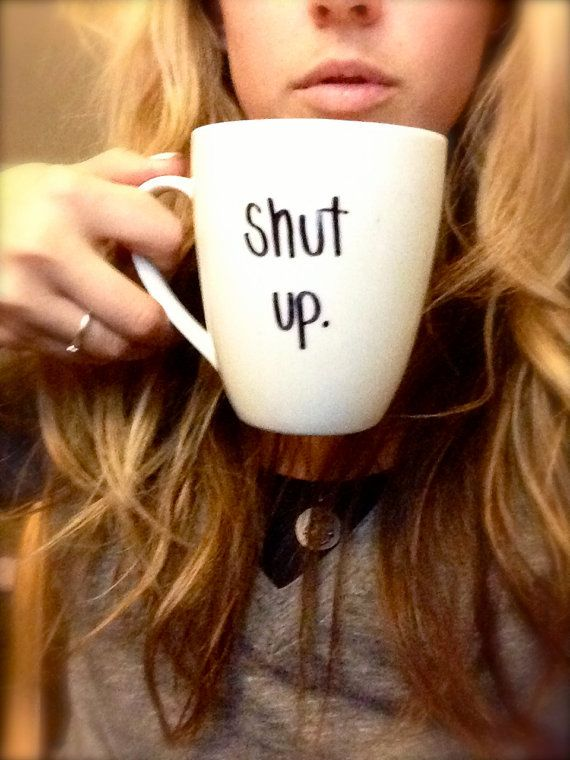 Need this for the morning