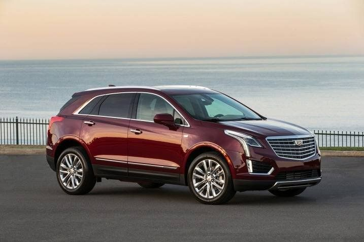 Cadillac Xt5 Another Fancy Car That Would Be Good For A Family