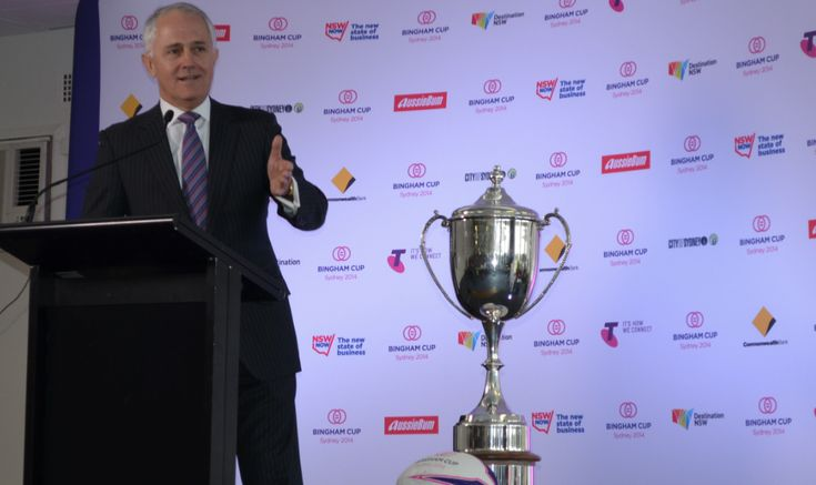 Wow, something Malcolm and I agree on!!! http://www.starobserver.com.au/opinion/soapbox-opinion/bingham-cup-more-than-just-a-gay-rugby-tournament/127207Malcolm Turnbull (Photo: Benedict Brook; Star Observer)