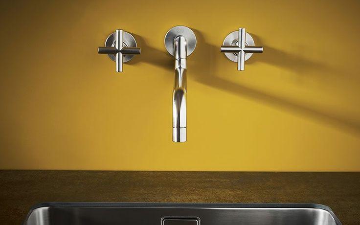 next125 Keuken Safraangeel satijn  NX 500 |   Een bijzondere NX 500 uitvoering keuken van next125. ✔ next125 NX 500 Safraangeel ✔ Gele keuken #gelekeuken #next125 #next125keuken #NX500 #keukenkraan #kitchen #kitcheninspirience #keukens