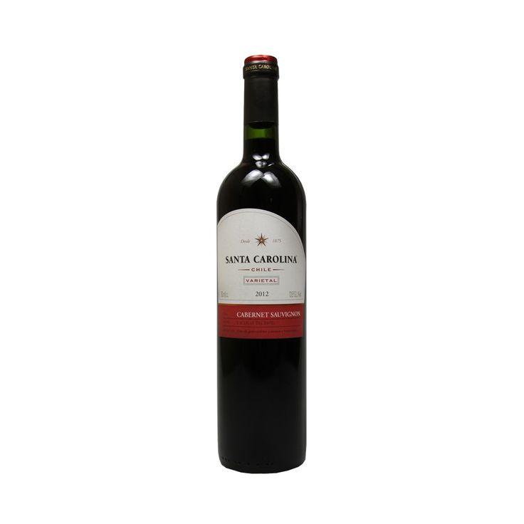 Vinho Santa Carolina Cabernet Sauvignon Varietal, 2012 http://www.buywine.com.br/vinho-santa-carolina-cabernet-sauvignon-varietal-2012/p