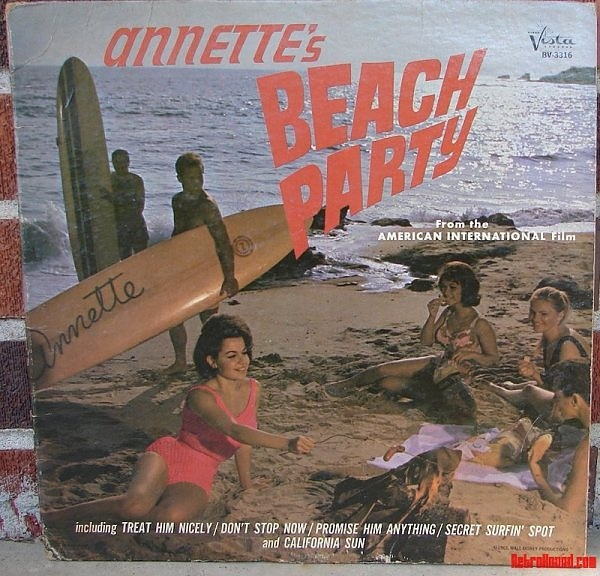 Beach Blanket Cha Cha Dance: 65 Best Images About Gidget / Beach Party Movies On Pinterest