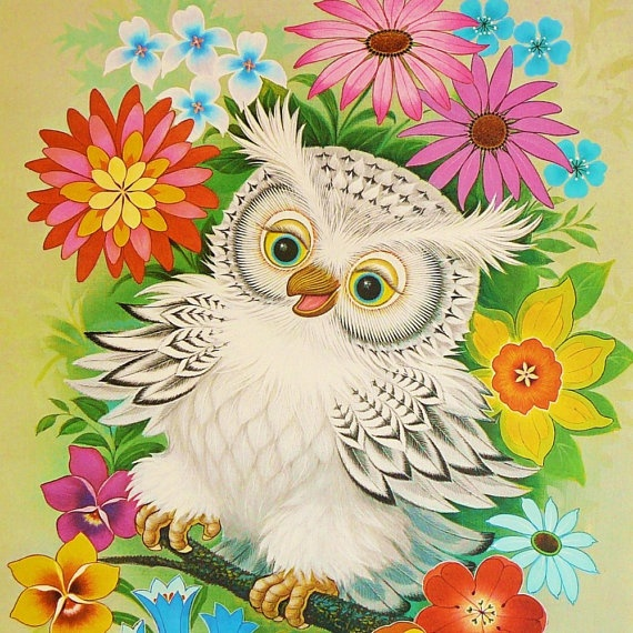 Free Owl Wallpapers: 56 Best Big Eyed Prints Most By Eden Images On Pinterest