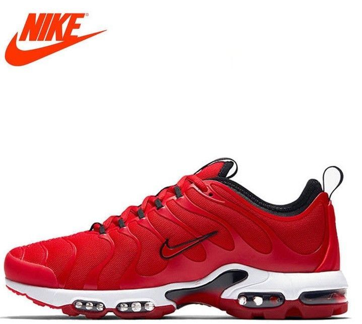 New Original Authentic - Nike Air Max Plus TN Ultra Breathable Red White  Real OG