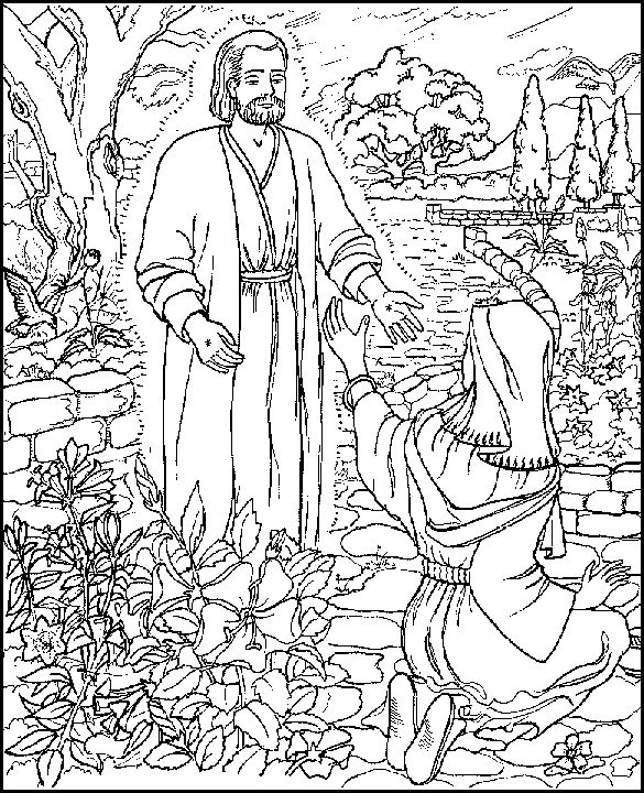 38 best Bible Coloring Pages images