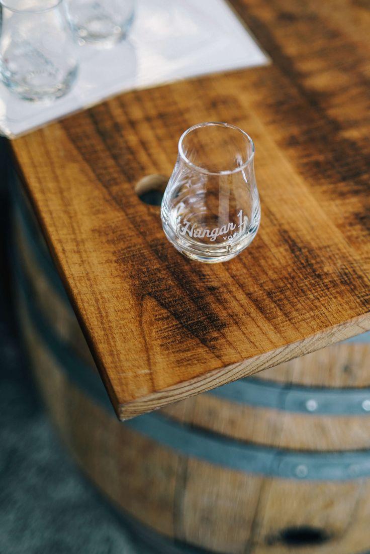 The Taste SF tours and tastes at Hangar 1 Vodka Distillery in Alameda