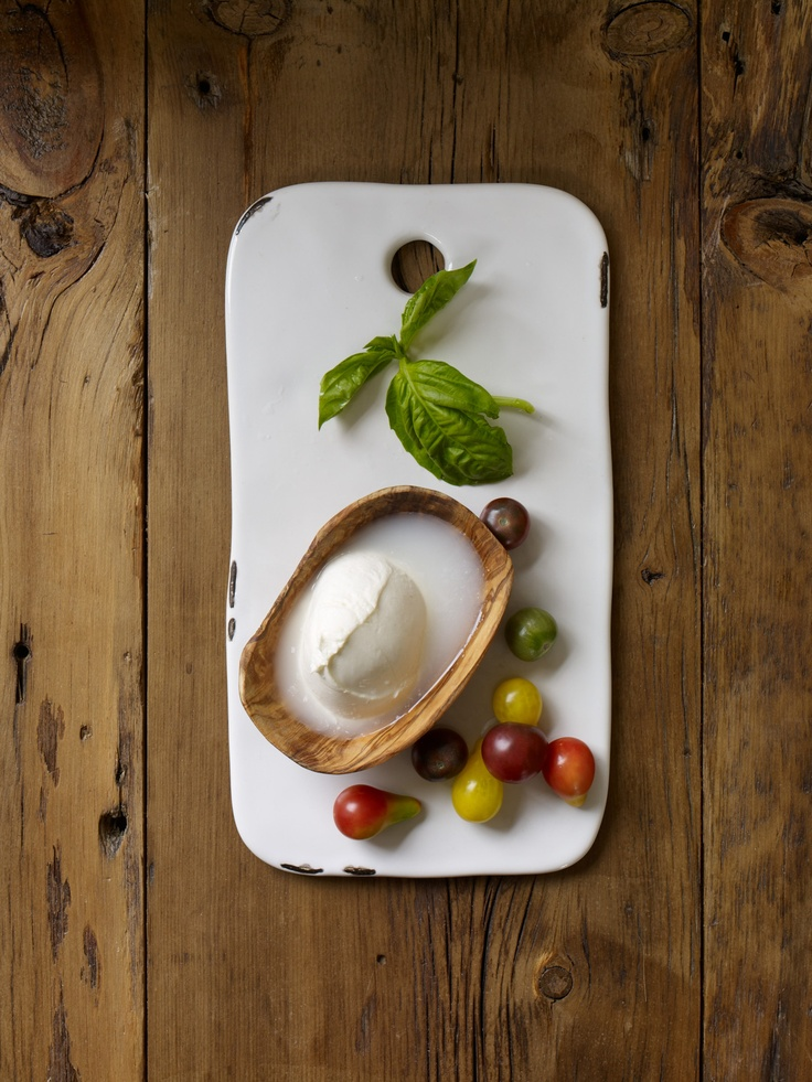 Fresh take on caprese salad