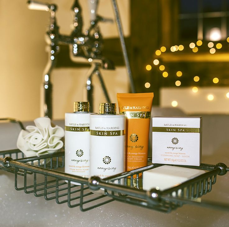Relax and unwind with Skin Spa - the perfect gift for a friend or to simply treat yourself
