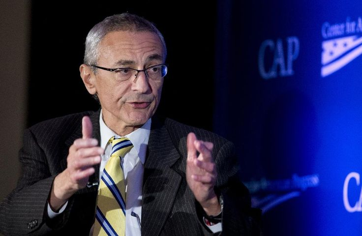 Counselor to the President John Podesta  Outgoing senior Obama adviser John Podesta reflected on his latest White House stint Friday, listing his favorite moments and biggest regrets from the past year. Chief among them: depriving the American people of the truth about UFOs.