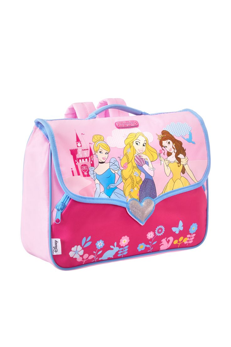 Disney Wonder - Princess Schoolbag #Disney #Samsonite #Princess #Travel #Kids #School #Schoolbag #MySamsonite #ByYourSide