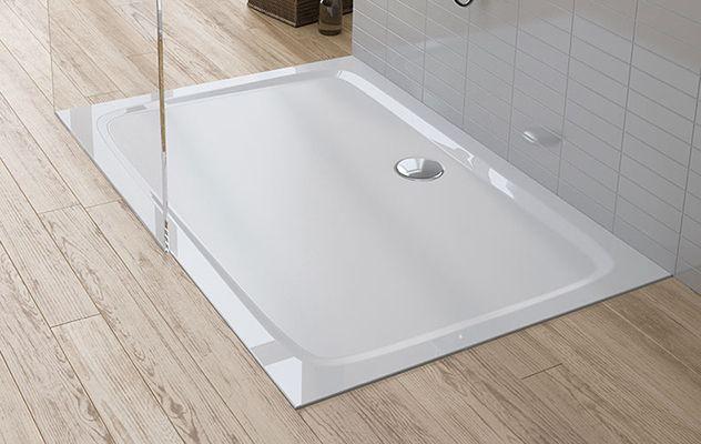 Receveur Synthese Plenitude 120x80 Cm Blanc Alterna Cedeo Salle De Bain Renovation Interieur Bains