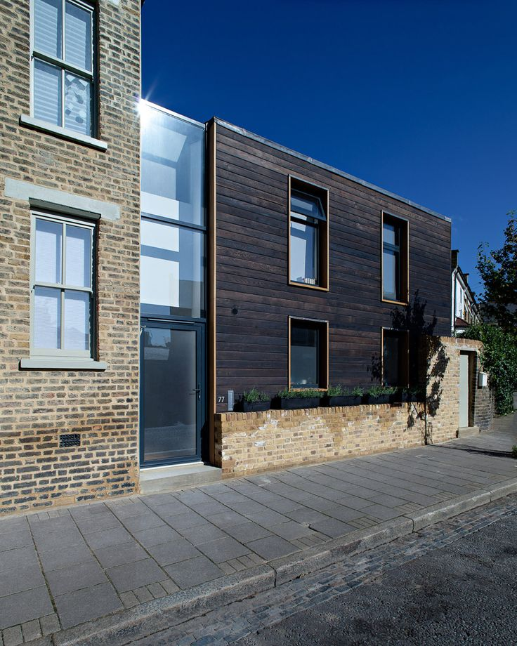 Kenworthy Road, London by Chris Dyson Architects