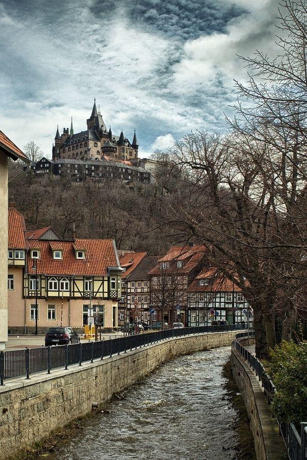 Wernigerode, Germany Urlaub in deutschland, Tolle