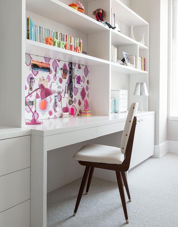 77 Kids Built In Desk Full Size Bedroom Sets Bedroom Desk Decor Small Bedroom Desk Built In Desk