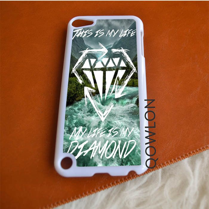 My Life is My Diamond iPod Touch 5 | 5TH GEN Case